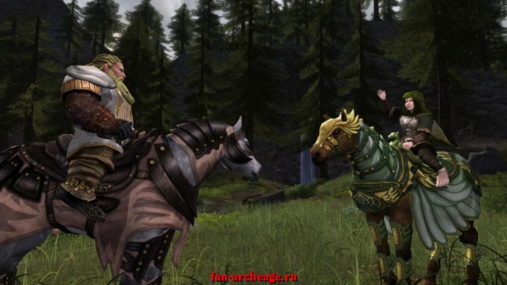 Доспехи на коня