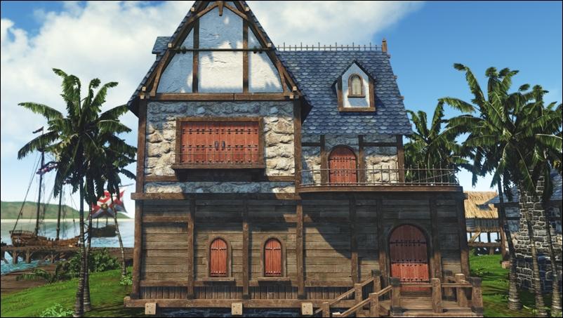 Дом ArcheAge