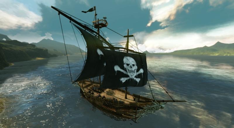 Корабли ArcheAge