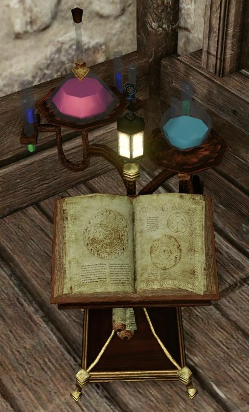 Улучшенный алхимический стол