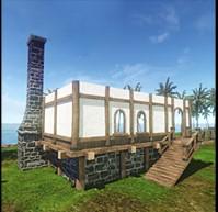 Дом со стенами ArcheAge