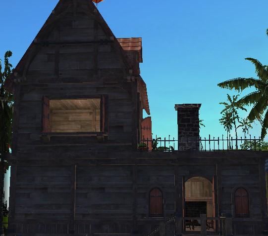 Двухэтажный Нуианский дом ArcheAge