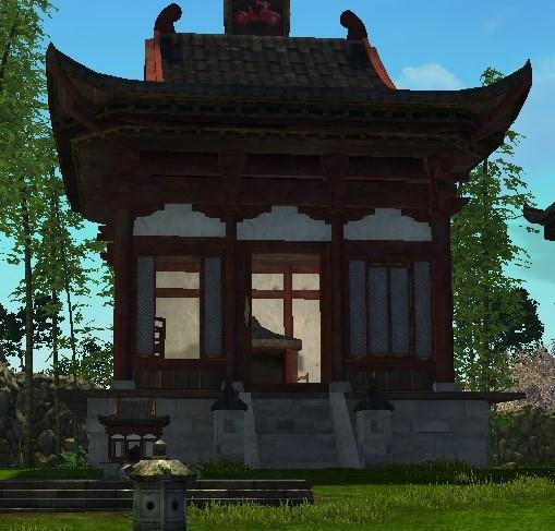 Малый харнийский дом AcheAge