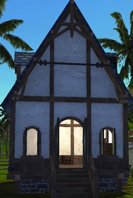 Нуианский дом ArcheAge