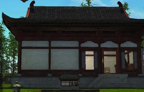 Обычный харнийский дом ArcheAge