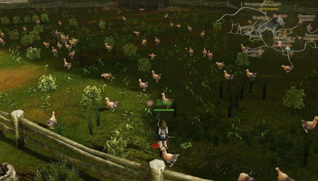 Общественная ферма ArcheAge