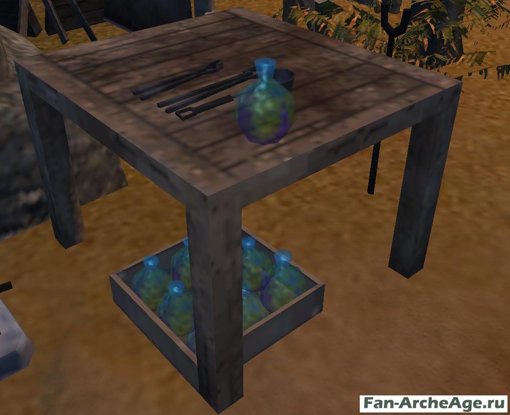 Стол декоратора ArcheAge