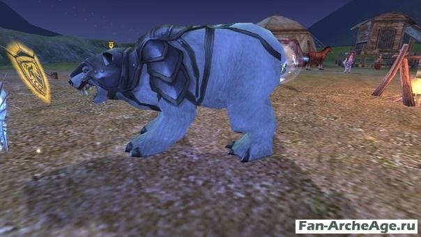 Боевой медведь archeage