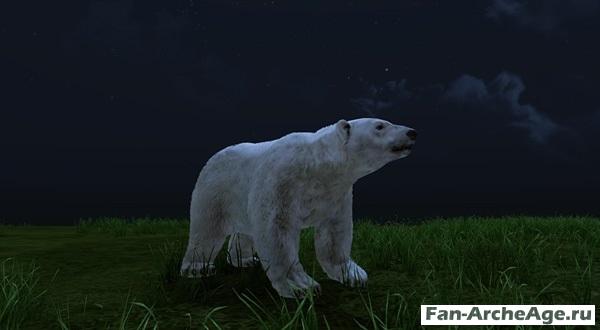 Ездовой медведь - ездовое животное archeage