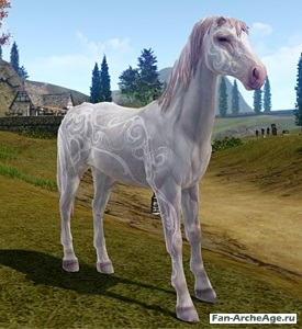 Премиум лошадь ArcheAge