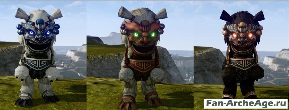 Таре - ездовые животные archeage
