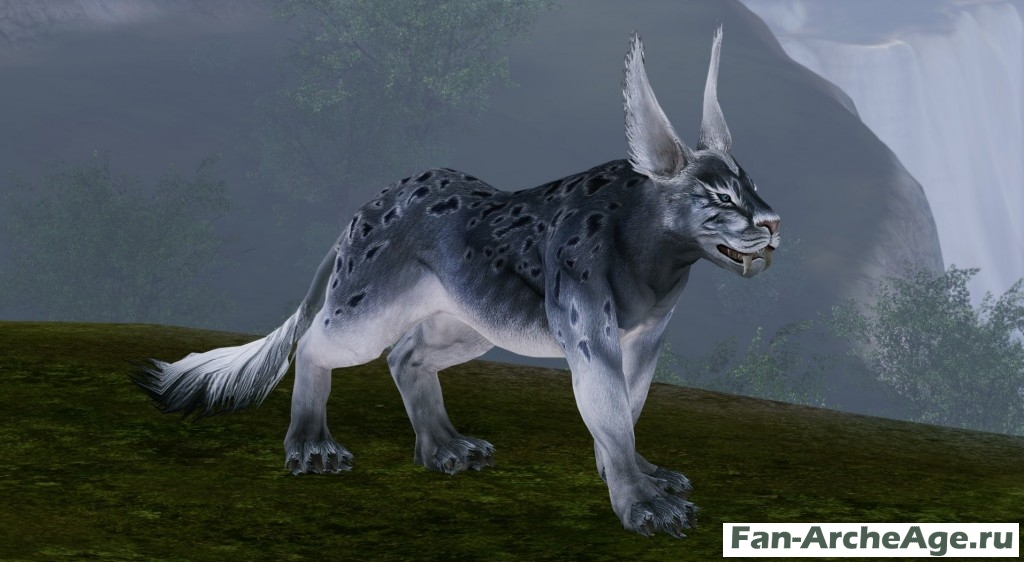 Вихрь - ездовое животное archeage
