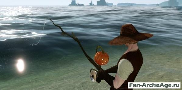 Рыбалка на удочку в Архейдж