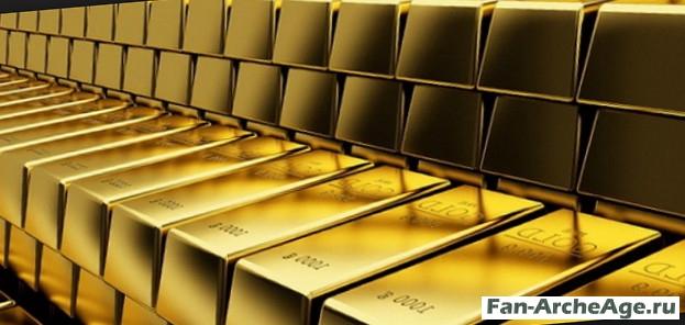Купить золото ArcheAge